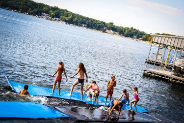 Floating Mats | Floating Mats for Lake | Floating Water Pads Floating Mat | Water Mat | Water Floats Lake or Ocean