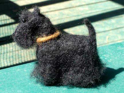 Needle Felted Scottie Dog: Scottie Dogs, Ann S Stuff, Scottie Stuff, Felted Scottie, Felt Stuff, Scottie Boys, Needle Felting, Dog Http Bit Ly I2Zm5H