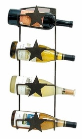 Western Wall Hanging Wine Rack. I want 2! Reg Price $65.00