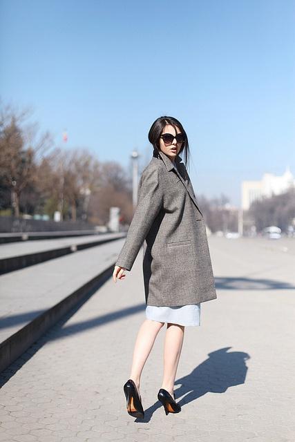 oversize: Street Fashion, Feminine Outfits, Balenciaga Coats, Fashion Ideas, Style Inspiration, Street Style, Doinaciobanu Thegoldendiamond, Golden Diamonds, Thegoldendiamond Streetstyl