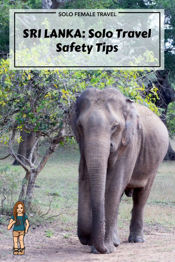 Female Solo Travel To Sri Lanka Safety Tips - Robyn Around The World