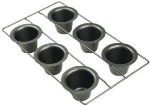 6 Cup Non-Stick Popover Pan