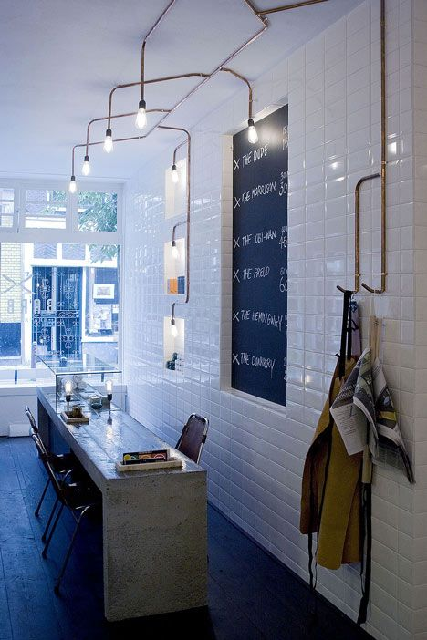 Barber Amsterdam by Ard Hoksbergen