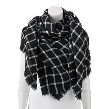 Apt. 9® Checkered Square Wrap