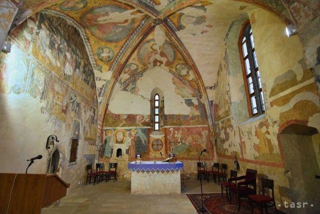 VIDEO: Kostol sv. Egídia v centre mesta zaujme návštevníkov maľbami - Regióny - TERAZ.sk