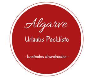 Für einen schönen Urlaub in der Algarve, Portugal