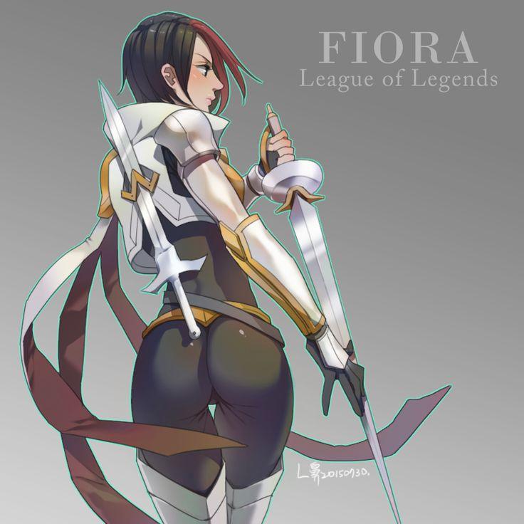 64 Bedste Fiora billeder på Pinterest League Legends-7936