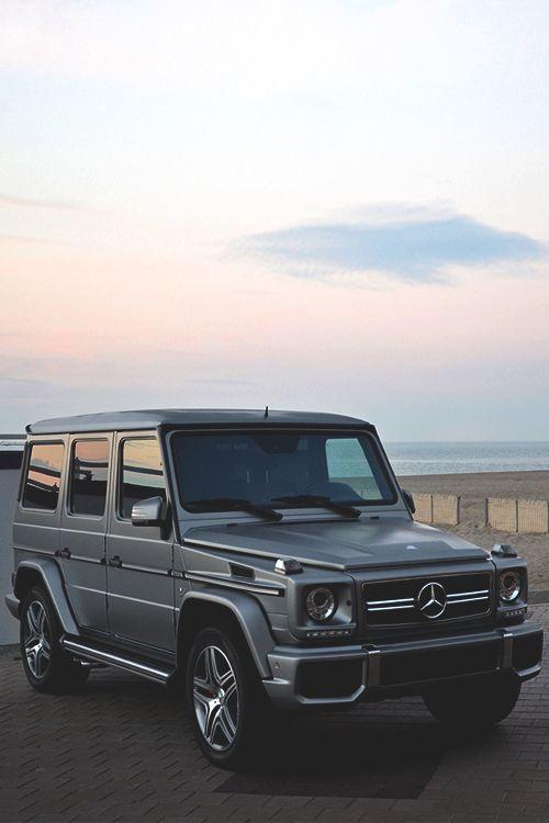 Mercedes Benz // gwagon