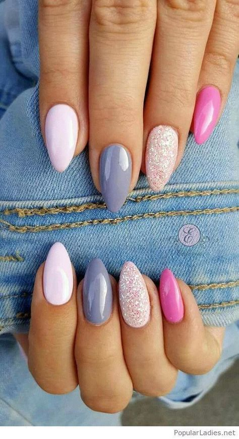 35+ Beautiful Nail Art Ideas You Have To Try – #Art #Beautiful #IDeas #Nail #tre