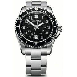 Reloj Hombre Victorinox Maverick V241436 Ideas Regalo hombres. Relojes de Marca Alicante. Tienda Relojes Alicante. Relojes Suizos Alicante. Regalo padres. Regalos personalizados.