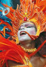 Carnival Coming to Rio in February