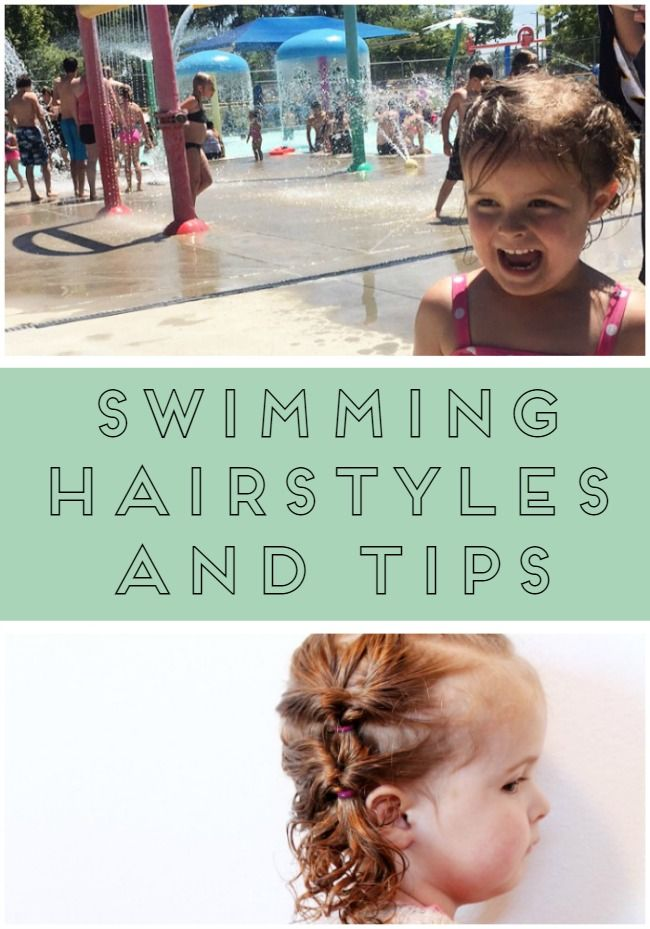 Summertime can be really hard on our hair, especially when a lot of that time is revolved around swimming. Use these tips and hairstyles! Girl Loves Glam for www.thirtyhandmadedays.com