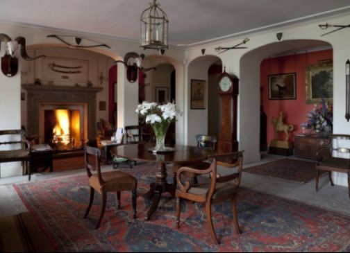 61 best Scottish country house interiors homes antiques Antique