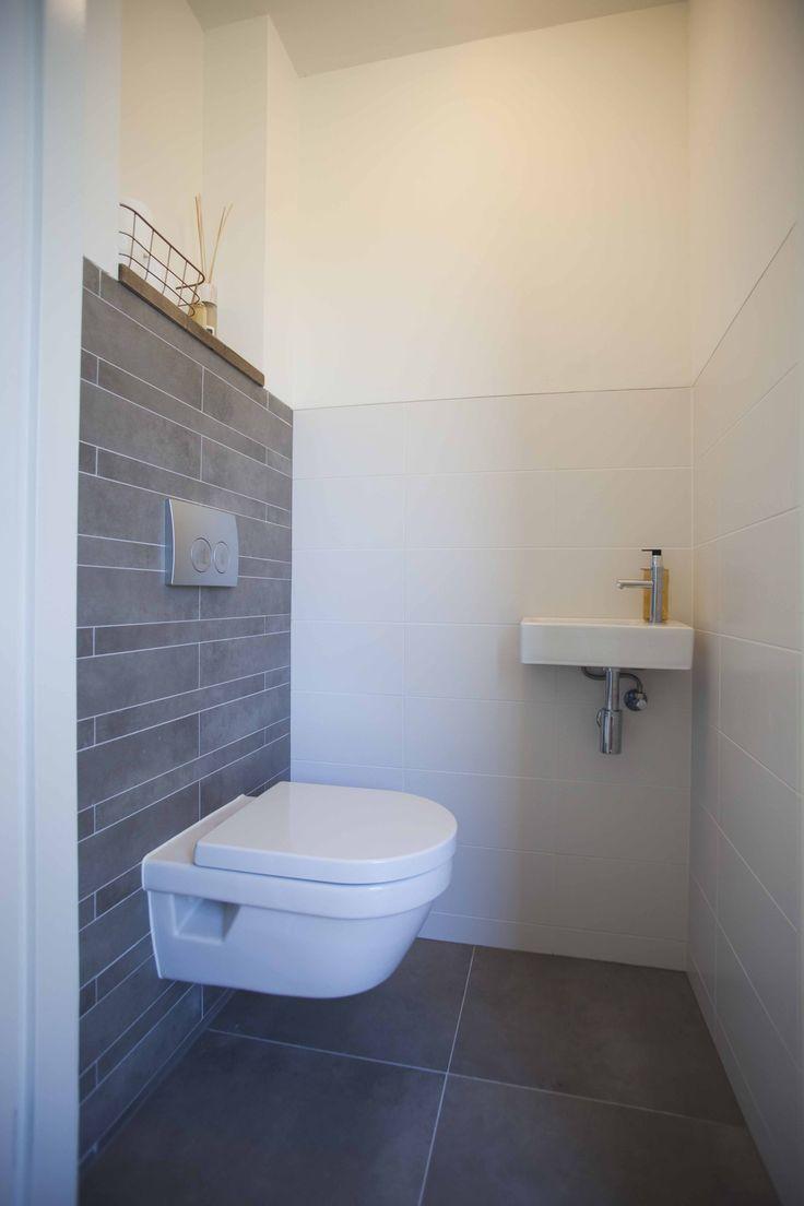 Toilet vakantiehuis Noordwijk aan Zee