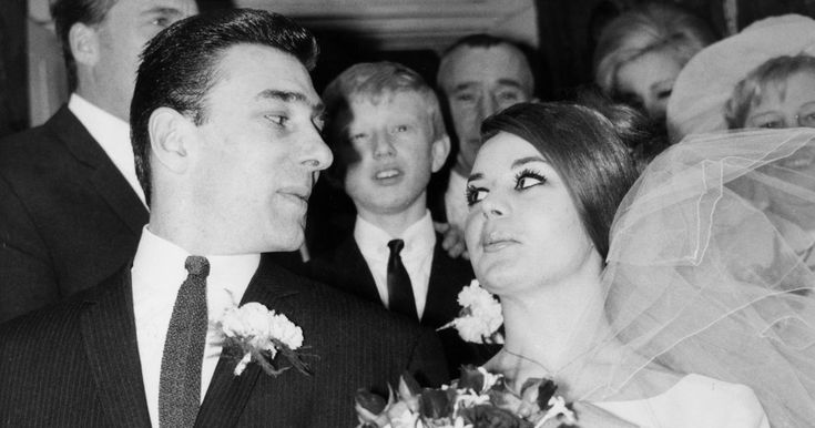 """Frances Shea. the wife of gangster Ronnie Kray, was """"wild child"""" who stood up to her fearsome husband and outshone celebs like Judy Garland at the Krays' nightclub, according to her niece Frances Shea"""