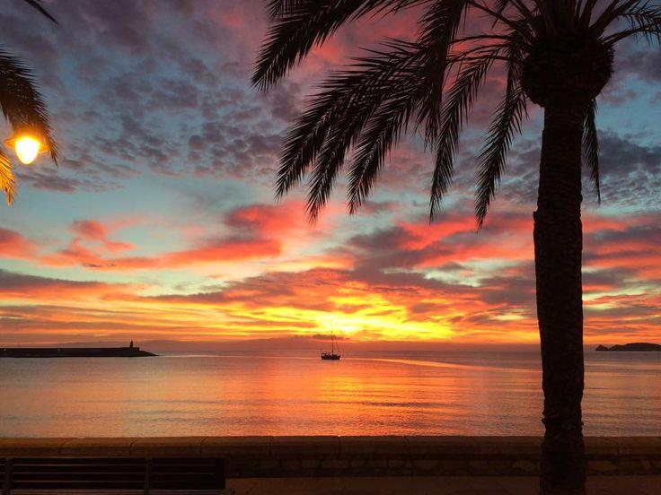 #Xàbia #Jávea #amanecer #costablanca #comunitatvalenciana #paraíso #turismo