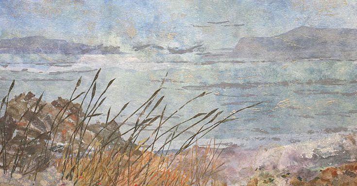 Barbara Lee Smith – The rhythms of nature Part 1 Mixed Media Fiber Artist