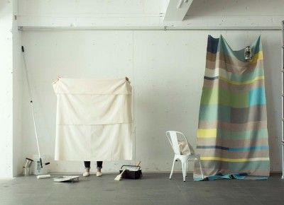 ieno textileはデザイナー南村弾によるオリジナルデザインを中心として「なんか、いい感じ」を共有してくれる人の元へ、気持ちのいい「家のテキスタイル」を伝え届ける布の専門店です。