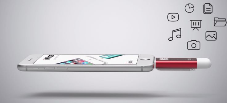 iKlips Is the World's Fastest Flash Drive for iPhone and iPad