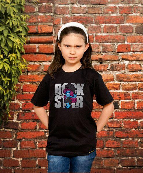 Rock Star Funny TShirt Kids Gift Young Boy Tshirt by store365