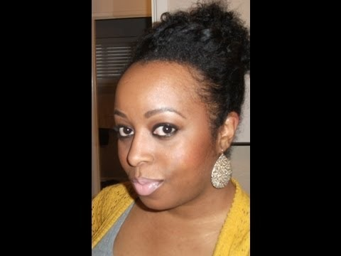 Remarkable 1000 Ideas About Easy Natural Hairstyles On Pinterest Natural Short Hairstyles Gunalazisus