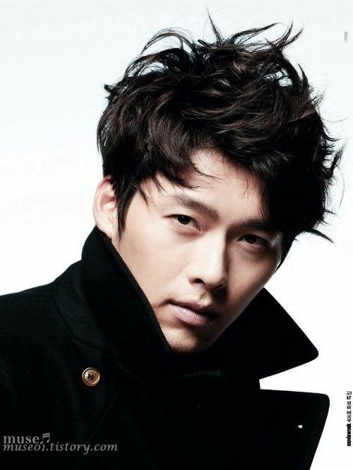 Hyun Bin omg