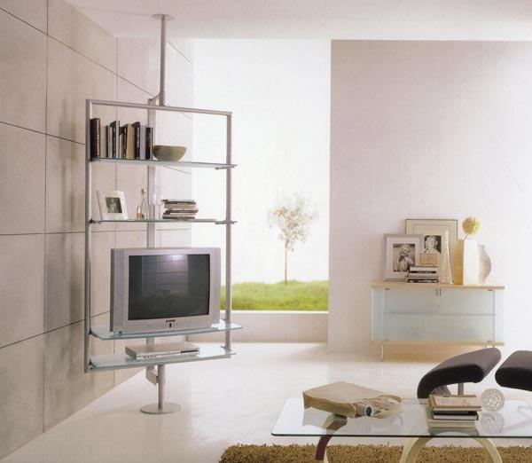 idee porta tv : idee su Mobili Porta Tv su Pinterest Sale multimediali piccole, Tv ...