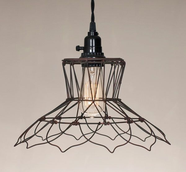 38 best Wire lamp images on Pinterest | Lighting design, Ceiling ...