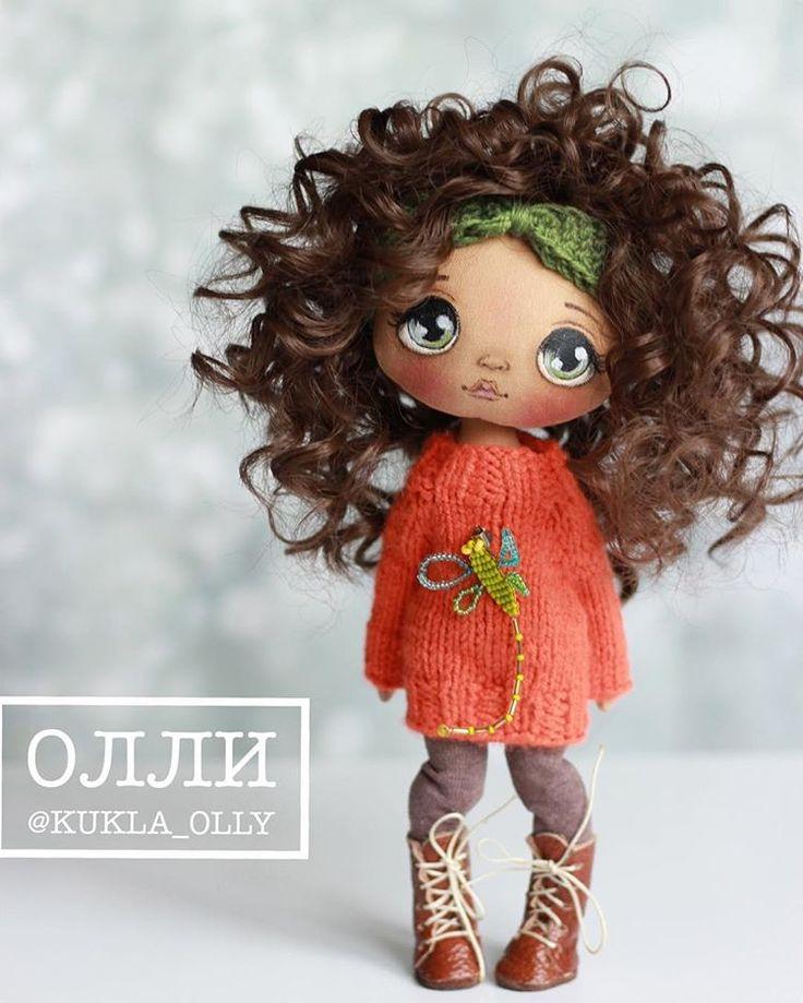 Доброе утро! У меня готова куколка, это повтор одной моей девочки:) она вместе с сестренкой уедет в америку☺️#кукла #куколка #куклаолли #олли #куколкакупить #куклаизткани #текстильнаякукла #авторскаякукла #подарок #подароккупить #doll #artdoll #textilledoll#москва#питер#artdoll #handmade #ручкаяработа #кукларучнойработы#нижнийновгород#коллекция#коллекционирование#куклавколлекцию#купить#длядевушки#длядетей#подарокдевушке#подарокженщине#подарокдевушке#present#инстаграммнедели#fabricdoll