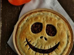 Quiche effrayante d'Halloween • Hellocoton.fr