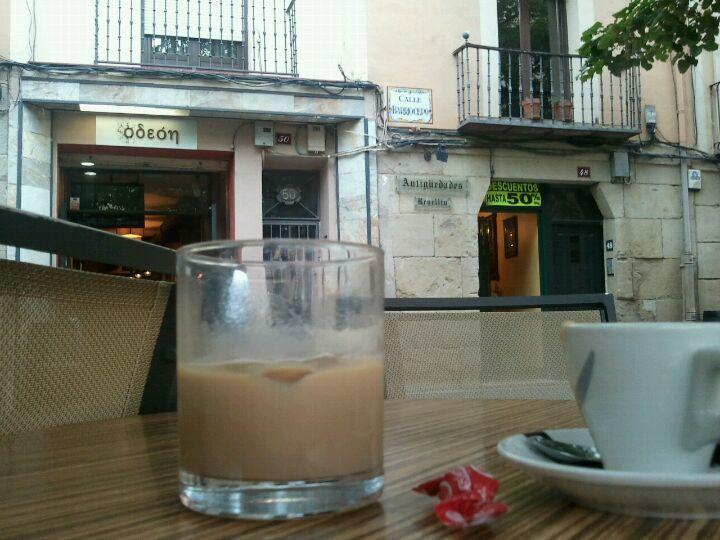 Odeon Café en Logroño, La Rioja