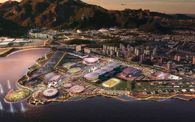 Rio 2016 Vila Olímpica -Rio de Janeiro