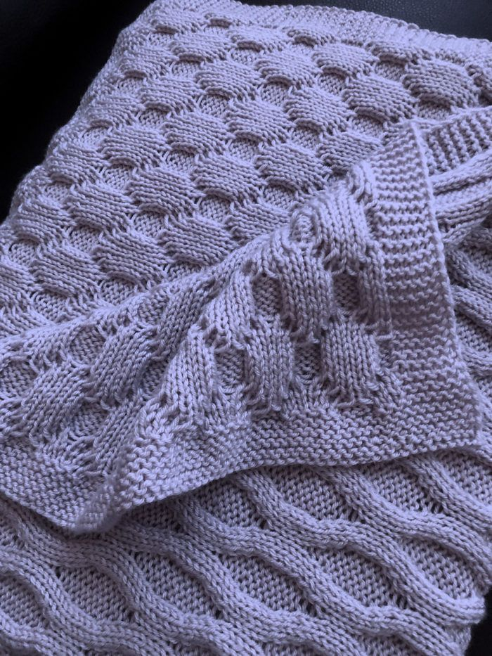 Free until March 31, 2018 Knitting Pattern for Hugs and Kisses Baby Blanket - Free until March 31 2018 Only. Reversible cable baby blanket that looks great on either side. DK yarn. Designed by Lena Zharichenko. Click buy now at the Ravelry page. If the offer is still available, the price will be zeroed out in the cart. No code needed.