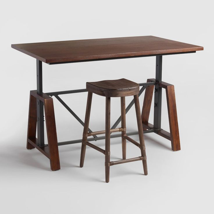 1000 Ideas About Adjustable Height Table On Pinterest