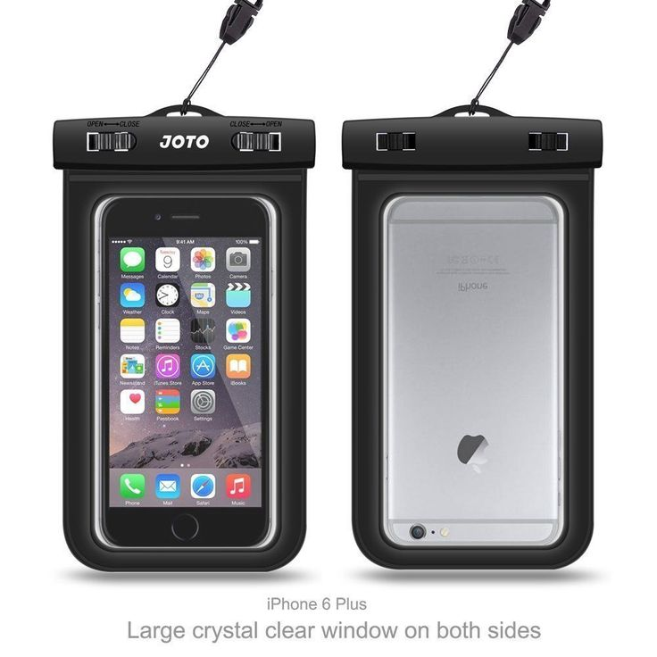 Universal Waterproof Case Cellphone Cover Dry Bag Pouch for iPhone and Samsung | eBay