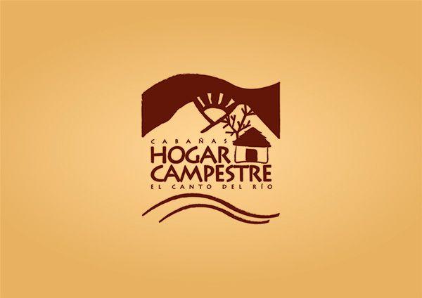 Imagen de marca Hogar Campestre on Behance