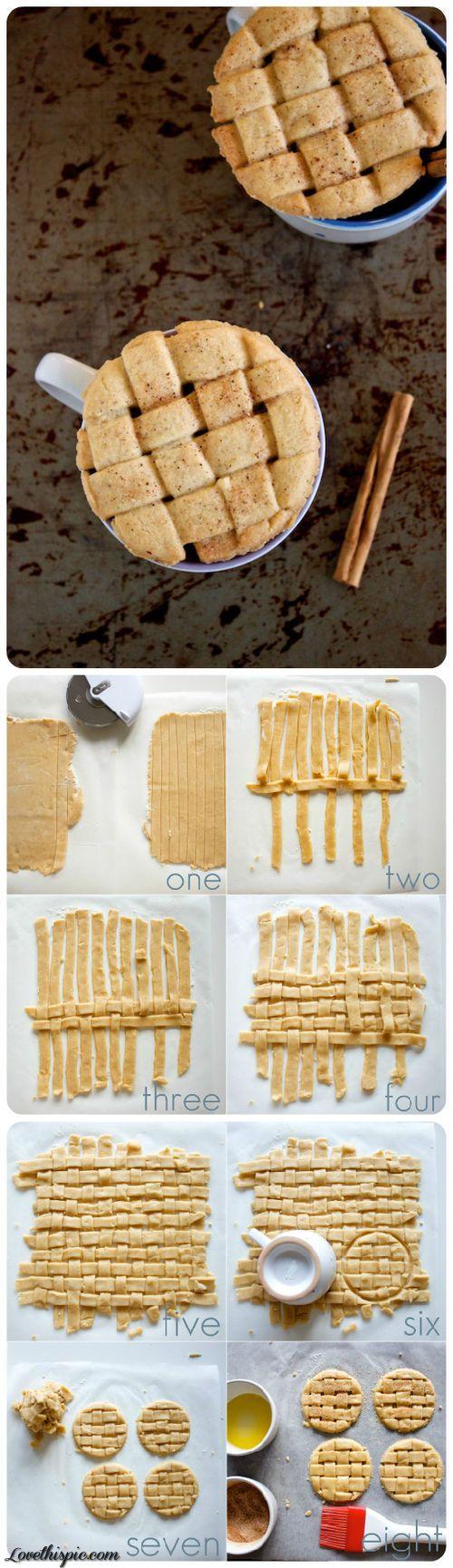 DIY Pie diy diy food diy recipes diy baking diy desert diy crust diy pie