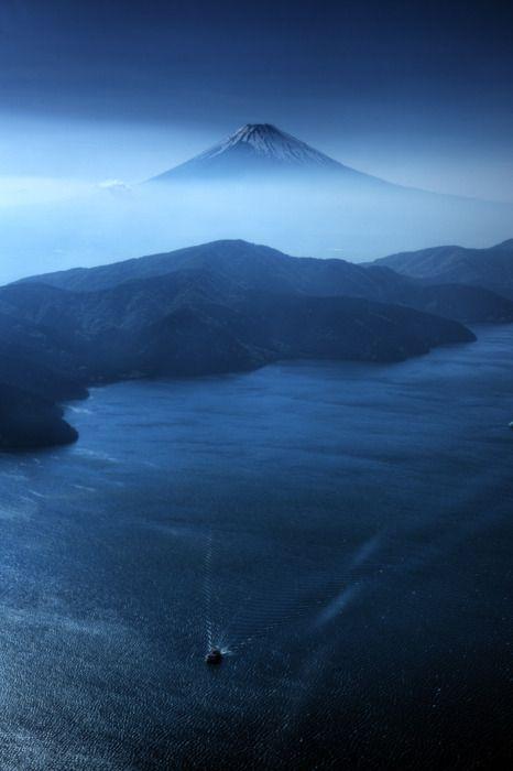 Mt.Fuji, Ashinoko-Lake
