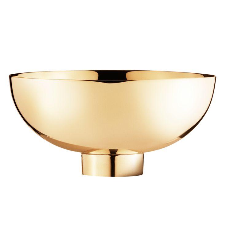 Messing Wohnaccessoires Kupfer – ILSE Schale Messing, klein … #BrassHome #Accessori …