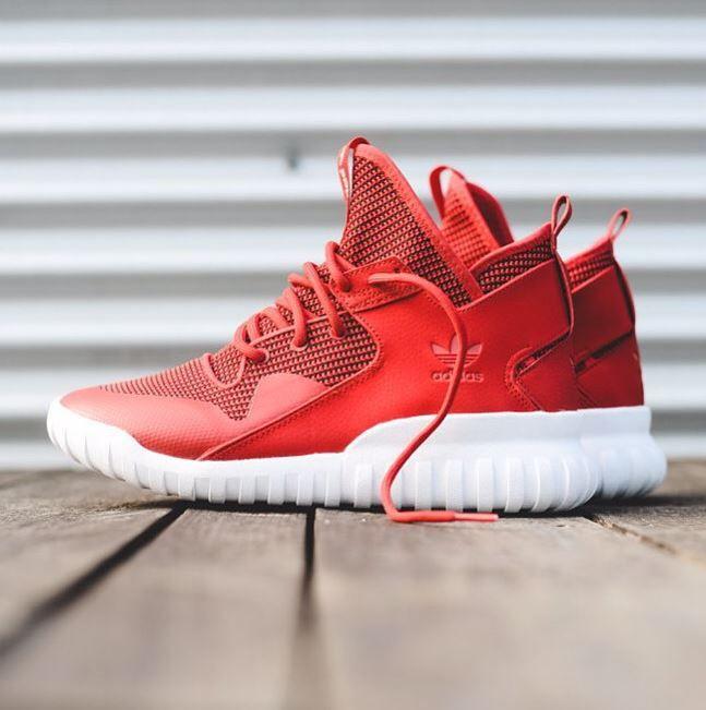 Adidas Con Alas Rojo