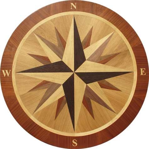 Wood Flooring Medallion Floors Wood Floor Pattern
