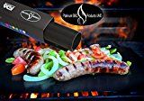 #7: Platinum Grilling BBQ Oven Sheets Non-Stick Grilling Mats Accessories Set of 3 EXTRA LARGE Heavy Duty 23 x 16 Heat Resistant 500F- Use on Gas Charcoal Electric BBQ Grills ECO Friendly Less Fat