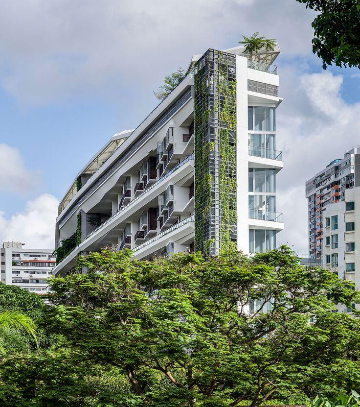 Jardin / DP Architects
