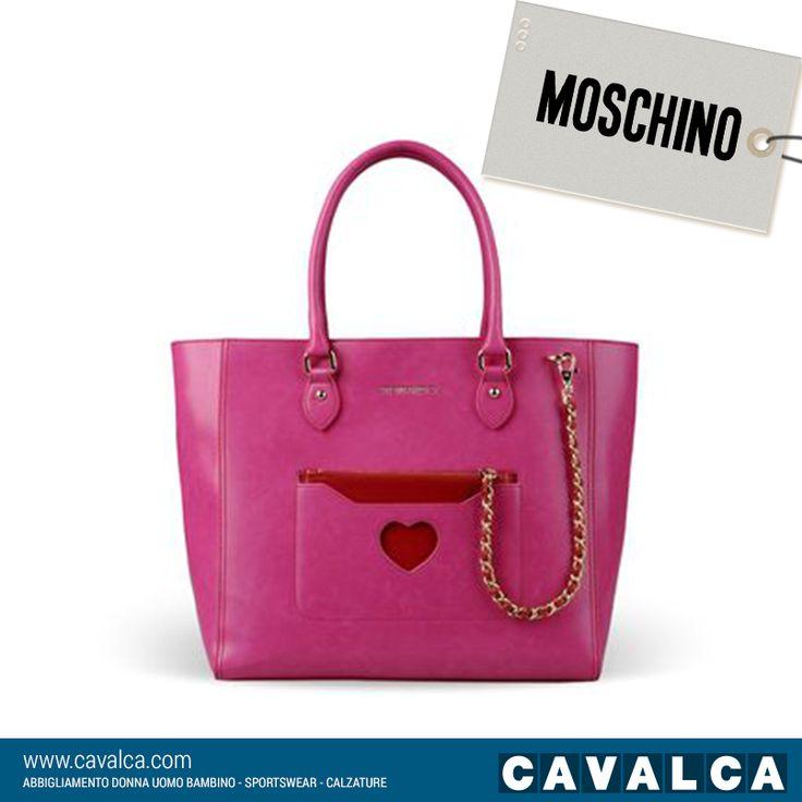Nuovi arrivi targati #Moschino per la bella stagione!  #Cavalca #Arcisate #Varese #borse #accessori #primavera #estate #primaveraestate #moda #abbigliamento