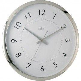 Yoko Silent Sweeping Wall Clock 32cm - £21.95