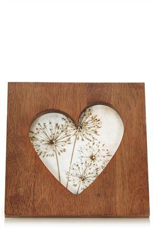 Love Heart Photo Frame Tesco   Bedwalls.co