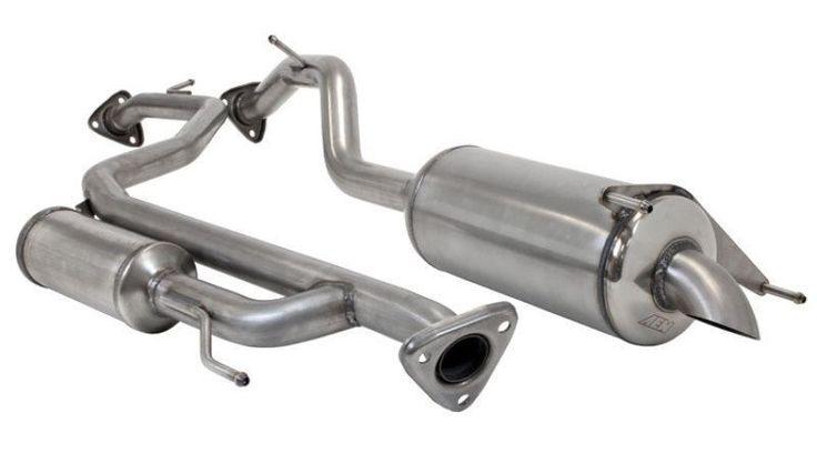 AEM 2011-2014 Honda CR-Z 1.5L Cat Back Exhaust System