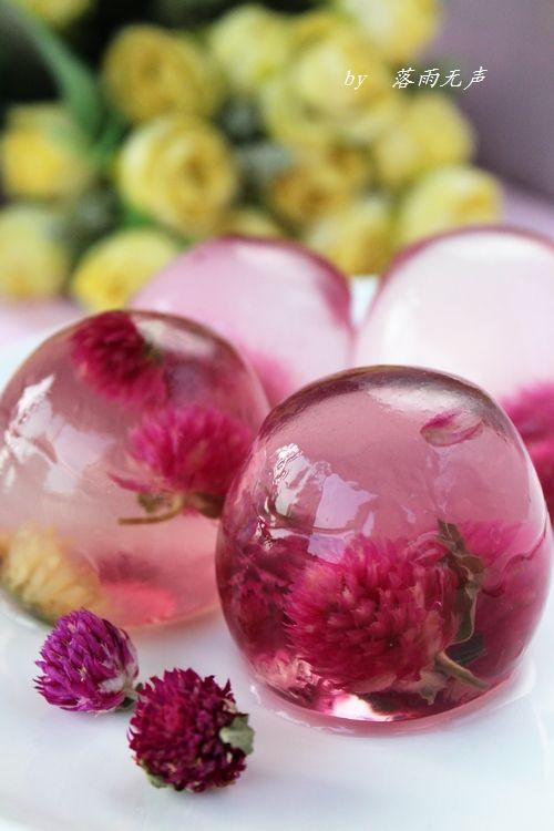 [Primavera] creativa bola de cristal jalea historia _ log - Mundial de Alimentos