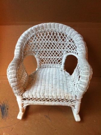 42 Best Images About Wicker Rocking Chairs On Pinterest