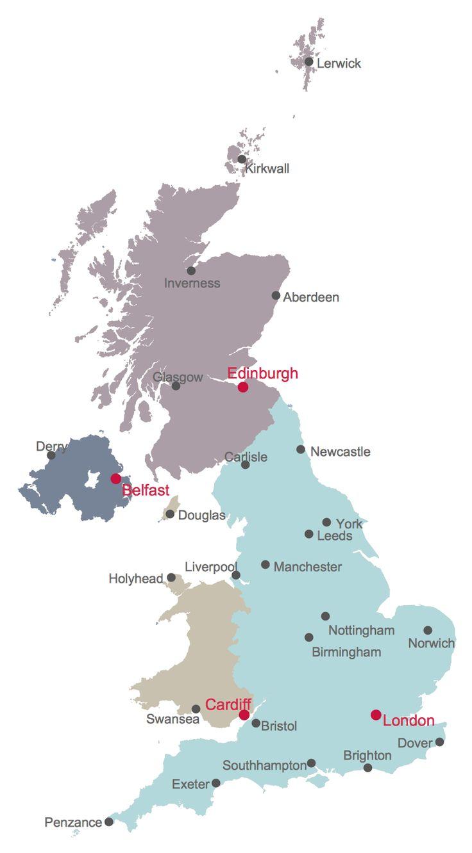 12 best Maps UK Map images on Pinterest England uk England and Maps